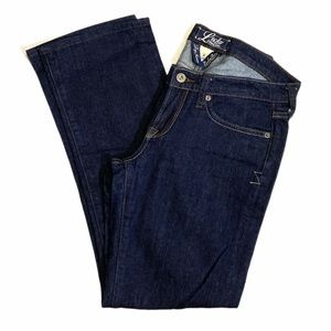 Lucky Brand Jeans Dark Wash Flared Size 6/28 NWOT